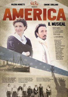 America il musical - Stagione teatrale 2013/ 2014