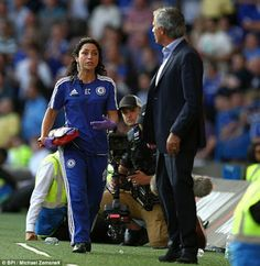 Ekpo Esito Blog: Eva Carneiro banned from Chelsea matches and train...