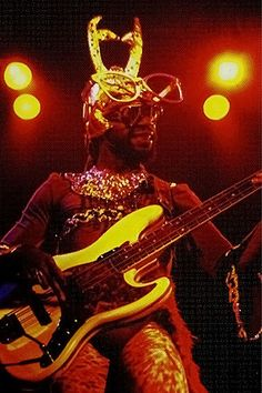 "Cordell ""Boogie"" Mosson (born Cardell Mosson), the bass player for Parliment-Funkadelic, has died. The talented musician, who replaced Bootsy Collins in the late '70s, was inducted into the Rock and Roll Hall of Fame in 1997 as a member of Parliment-Funkadelic. He was 60. (April 18th)"