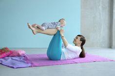 Rückbildungsgymnastik: Zurück zum straffen Bauch - FIT FOR FUN