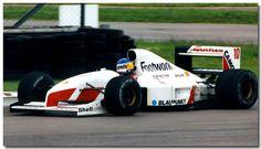 1991 Footwork (Arrows) A12 - Porsche (Michele Alboreto)