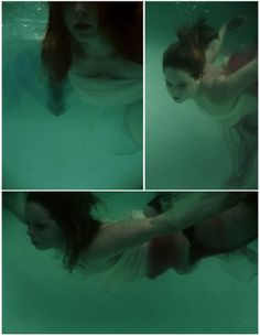 30 Breath Taking (i mean it) Underwater Portrait Photography