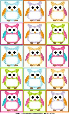(Free Owl Label Templates) Back to School,Classroom,Classroom ideas,Fourth Grade, Owl Theme Classroom, Preschool Classroom, In Kindergarten, Classroom Teacher, Owl Preschool, Classroom Ideas, Classroom Birthday, Classroom Labels, Owl Templates
