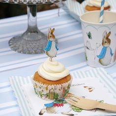 Peter Rabbit Party | Time for the Holidays