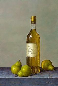 """7 das Artes: O belíssimo """"still life"""" de Roy Hodrien."""