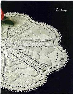 Книга: Knitted Lace (Салфетки спицами) - Вяжем сети, спицы и крючок - ТВОРЧЕСТВО РУК - Каталог статей - ЛИНИИ ЖИЗНИ