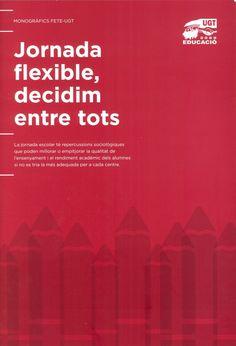 Jornada flexible, decidim entre tots
