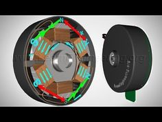Crafters University | How a Brushless DC motor works