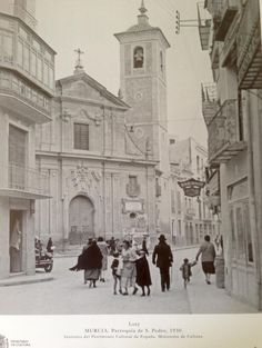 Parroquia de San Pedro 1930 https://www.facebook.com/photo.php?fbid=10205872967136572