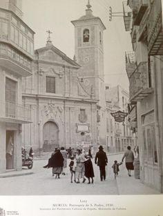 Parroquia de San Pedro 1930 https://www.facebook.com/photo.php?fbid=10205872967136572