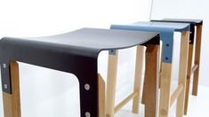 The Impression of Stool Color : Amazing Stool Color With Wooden Stool Designs