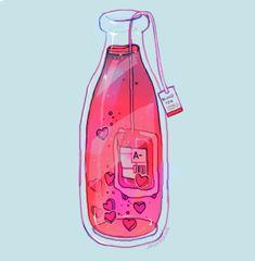 71 Unusual Illustration Ideas - New Art Kawaii, Arte Do Kawaii, Kawaii Doodles, Cute Food Drawings, Cute Kawaii Drawings, Animes Wallpapers, Cute Wallpapers, Aesthetic Art, Aesthetic Anime