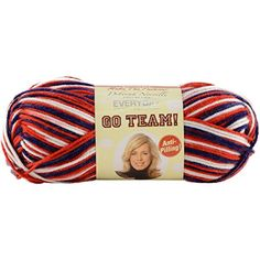 Premier Yarns Deborah Norville Everyday Go Team Yarn All American *** You can get additional details at the image link.Note:It is affiliate link to Amazon.