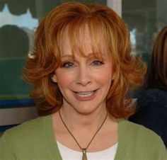 Reba - I love her music, line of clothing, and home decorating ideas/items.
