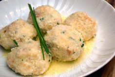 la gallina vintage - Canederli al formaggio