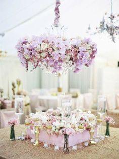 lilac, fairytale, wedding