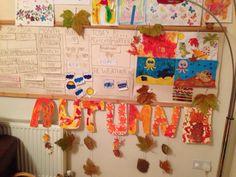 Autumn with children