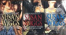 Lot of 3 Susan Wiggs, Tudor Rose Trilogy
