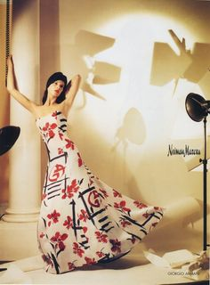 """Snapshot: The Art of Fashion"" by Tim Walker for Neiman Marcus"