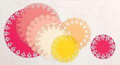 Martha Stewart Crafts Circle Edge Punch on HSN and Paper Angels | Cathe Holden's Inspired Barn