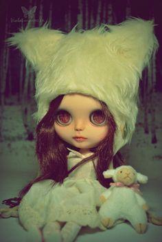 Blythe Doll Bohemian Peace  | Blythe BRILLIANT BRUNETTES