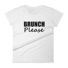 BRUNCH PLEASE Tee (12 colors)