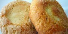 recetas dulces galletas de naranja