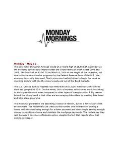 5-12-14 Mondays Market News www.equitysourcemortgage.com