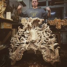 Most do not believe that I did it.#woodcarving#woodcrafting#ornaments#pattern#ornament#patterns#carving#wood#frame#handmade#art#workplace#masterpiece#drawing#woodwork#handwork#woodworking#baroque#woodart #рама#резьбаподереву#искусство#резьба#ручнаяработа#художник#орнамент#орнаменты#узор#шедевр#мастерство