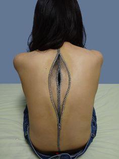 Arte corporal em 3D
