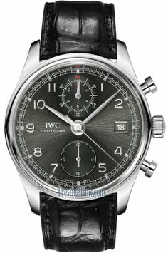 IW390404 IWC Portuguese Chronograph Classic RRP: USD $13,000