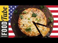 Chilli Cheese Cornbread   DJ BBQ - YouTube