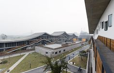 New Academy of Art in Hangzhou / Wang Shu, Amateur Architecture Studio (8)