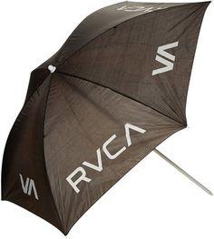 RVCA RVMBRELLA. http://www.swell.com/All-Mens-Accessories/RVCA-RVMBRELLA?cs=BL
