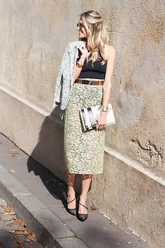Mega Gallery: 82 Chic Street Style Snaps From Paris   Racked National