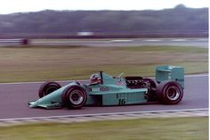 1987 Ivan Franco Capelli (ITA) (Leyton House March Racing Team), March 871 - Ford-Cosworth DFZ 3.5 V8