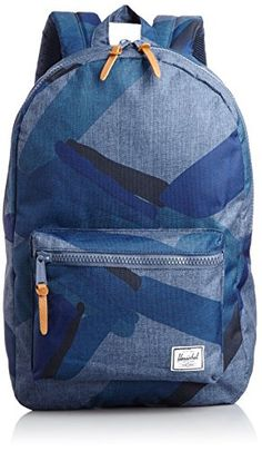 d2b6cc041ae Herschel Supply Co Settlement Polyester Backpack Navy Portal One Size    Want additional info  Click on the image.