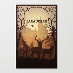 The Marauders by Sevillaseas