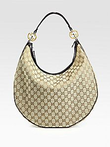 Gucci - GG Twins Large Hobo