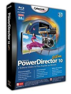 PowerDirector 10 Ultra