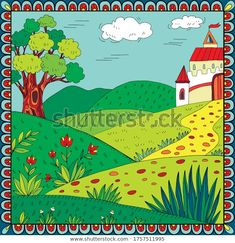 Russian Folk Background Illustration Suitable Creating Stock Vector (Royalty Free) 1757511995 Russian Folk, Royalty Free Stock Photos, Texture, Illustration, Artist, Pattern, Pictures, Image, Surface Finish