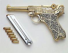 Que hermosa arma.