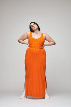 Euphoria actress and model Barbie Ferreira talks to InStyle about her acting career, the show's most controversial scenes, body diversity, and her love of fashion — all while posing for a fierce photo shoot. Curvy Fashion, Plus Size Fashion, Girl Fashion, Fashion Outfits, Photoshoot Fashion, Fashion Black, Petite Fashion, Style Fashion, Look Plus Size