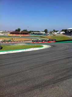 Interlagos S-turns