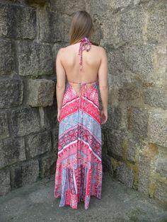 Vestido Deusa Longo 18