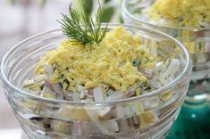 Нежный и очень вкусный салат с кальмаром и ветчиной - Все для Вас!