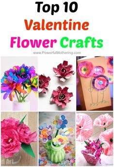 Valentines day is not all about hearts! Check out these awesome ideas for flowers on this special day!