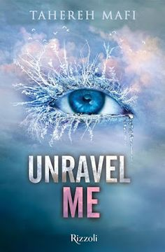"Read ""Unravel Me"" by Tahereh Mafi available from Rakuten Kobo. The thrilling second installment in New York Times bestselling author Tahereh Mafi's Shatter Me series. Ya Books, Good Books, Books To Read, Reading Books, Kindle, Science Fiction, Shatter Me Series, Young Adult Fiction, Beautiful Book Covers"