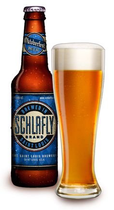 Schlafly Oktoberfest. One of my fave oktoberfests, mellow and balanced without being watery.