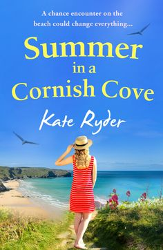 Blog Tour: Kate Ryder Summer in a Cornish Cove 5*Review